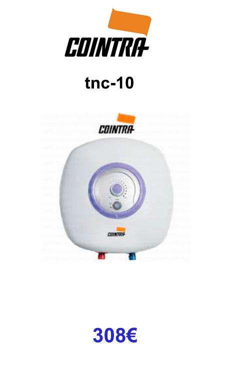 Termos el ctricos calorsat - Cointra tnc 100 ...