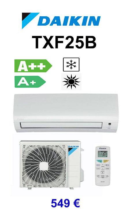 TXF25B