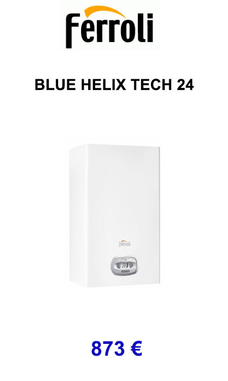 FERROLI blue helix tech 24 2019