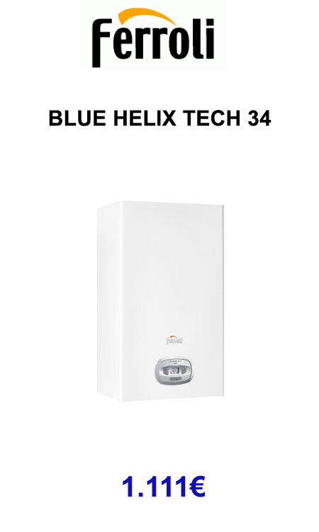 FERROLI blue helix tech 34 2019