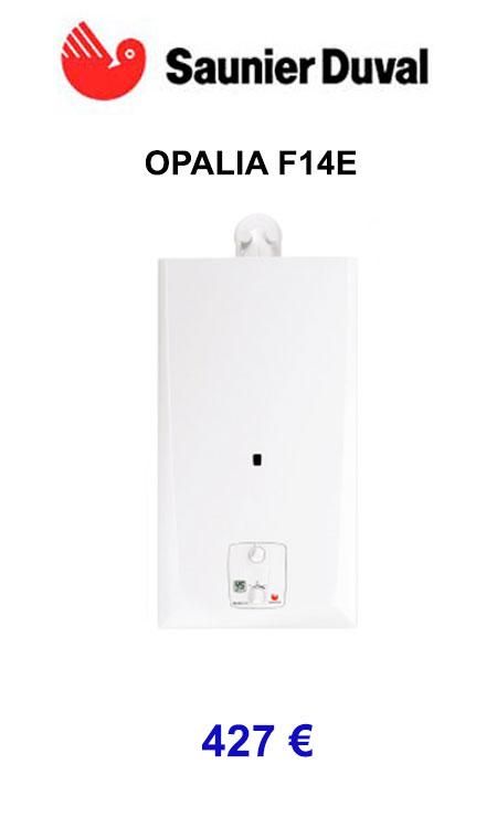 SAUNIER-DUVAL-calentador-Opalia-F14E