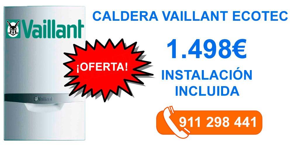 Instalacion-Caldera-Vaillant-Ecotec-Fuenlabrada