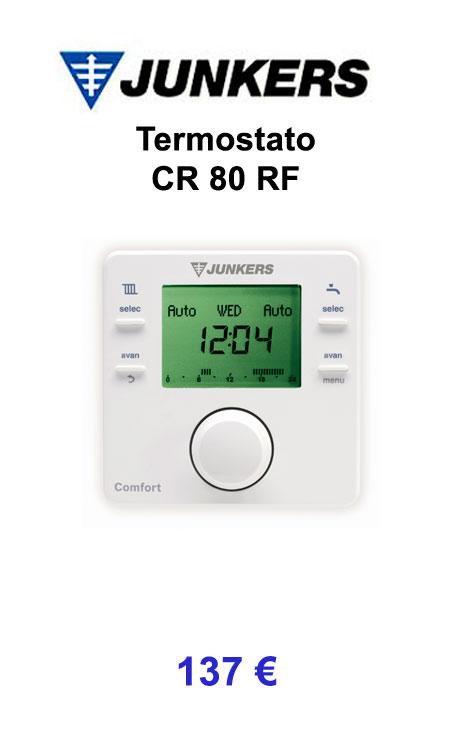 termostato junkers cr 80 rf 2019