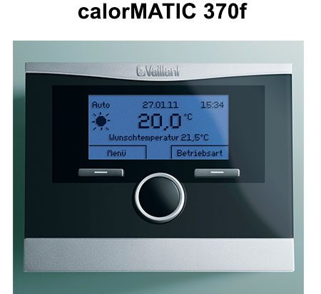 termostato vaillant calormatic 370f 2019