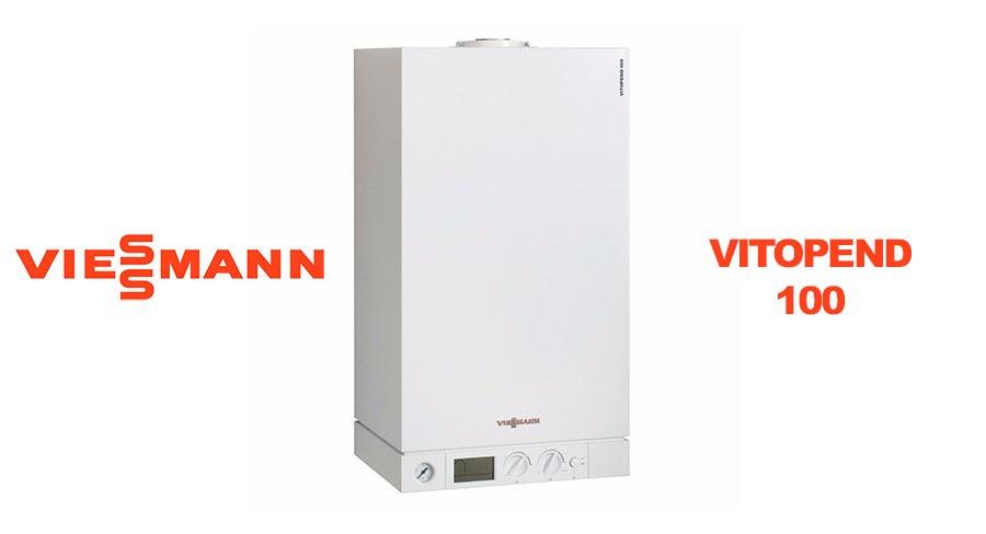 Viessmann Vitopend 100 beneficios y ventajas. Manual