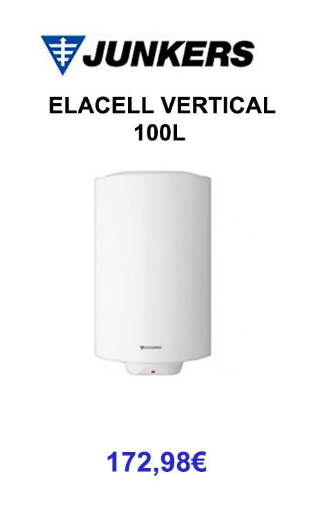 TERMO JUNKERS ELACELL 100L