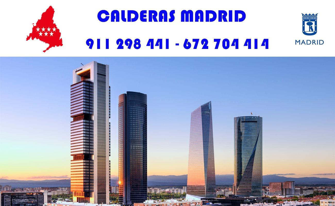 Calderas Madrid