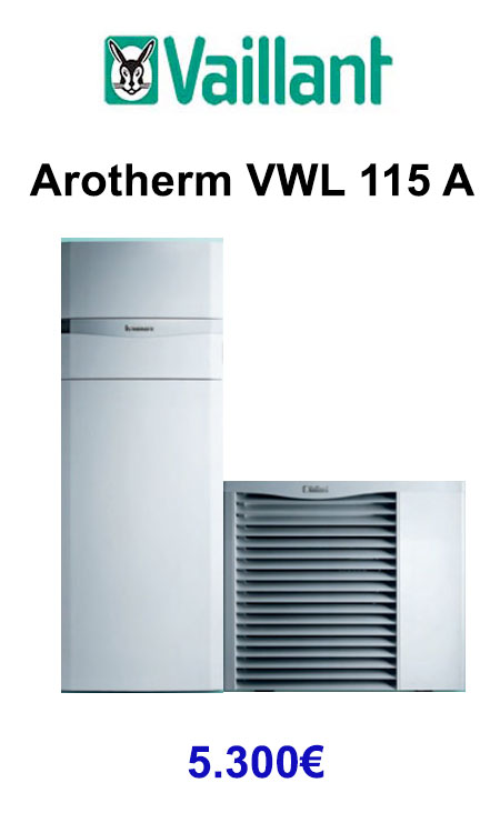 bomba-de-calor-vaillant-aroTHERM-VWL-115-A